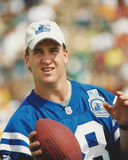 Peyton Manning Imagem de Stock Royalty Free