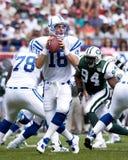 Peyton Manning Indianapolis Colts Immagine Stock Libera da Diritti