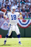 Peyton Manning Indianapolis Colts Photographie stock