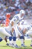 Peyton Manning Indianapolis Colts Stock Photos