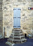 Pezenas, south of France. PEZENAS, France - January, 19, 2019:   Door in the charming village of Pezenas, south of France, Herault stock photography