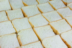 Pezzi di pane affettato immagini stock libere da diritti