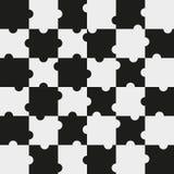 Pezzi di puzzle Illustrazione Vettoriale
