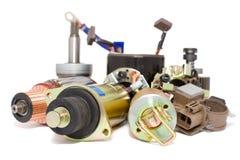 Pezzi di ricambio automatici Fotografie Stock Libere da Diritti
