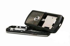 Pezzi di ricambio del telefono mobile Fotografia Stock Libera da Diritti