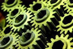 Pezzi meccanici immagini stock libere da diritti