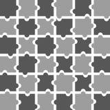 Pezzi sconnessi di puzzle Immagini Stock