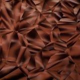 Pezzo del cioccolato Immagine Stock Libera da Diritti