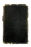 Pezzo di carta nero Immagini Stock