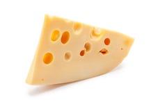 Pezzo di formaggio Fotografia Stock Libera da Diritti