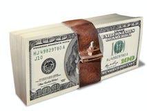 Pezzo di ricambio di valuta Fotografia Stock Libera da Diritti