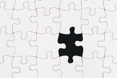 Un pezzo solo mancante di puzzle immagini stock immagine - Collegamento stampabile un puzzle pix ...
