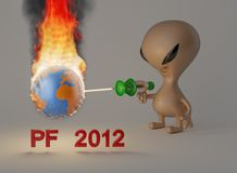 PF 2012 Stock Photo