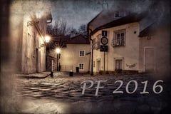 PF2016 Стоковые Изображения RF