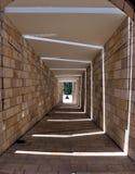 Pfad-Holocaust-Denkmal Stockfoto