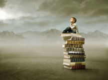 Pfad von Studien Lizenzfreies Stockfoto