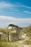 Pfad zum Strand stockfotos