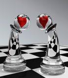 Pfandgegenstände in der Liebe Lizenzfreie Stockfotos