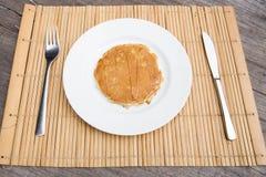Pfannkuchen Stockbild