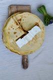pfannkuchen Stockfoto