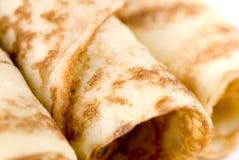 Pfannkuchen-Hintergrund Stockbild