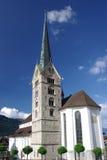 Pfarrkirche St. Peter und Paul stock fotografie