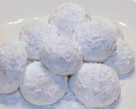 Pfeffernuesse Cookies Royalty Free Stock Photo