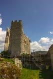 Pfeffingen城堡 免版税库存照片