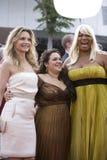 Pfeiffer, Blonsky, and Latifah Royalty Free Stock Photography