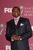 Pfeiffer, Mekhi. Actor MEKHI PFEIFFER at the 36th Annual NAACP Image Awards in Los Angeles. March 19, 2005: Los Angeles, CA.  Paul Smith / Featureflash Royalty Free Stock Photos