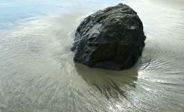 Pfeiffer State Beach Royalty Free Stock Photography