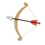 Pfeil und Bogen vektor abbildung