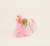 Pferd-Dame. Lizenzfreie Stockfotos
