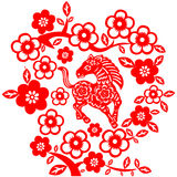 Pferd des Chinesischen Neujahrsfests Lizenzfreie Stockfotos