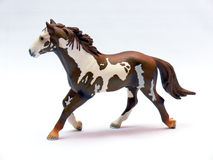 Pferd - Spielzeug lizenzfreie stockfotografie