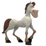 Pferd Toon lizenzfreie abbildung