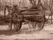 Pferden-Wagen Stockbilder