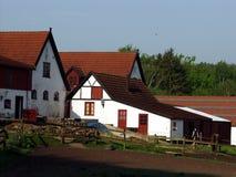 Pferdenbauernhof Lizenzfreies Stockfoto