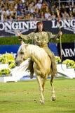 Pferdenerscheinen Lizenzfreies Stockbild