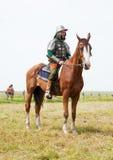 Pferdenritter Lizenzfreies Stockbild