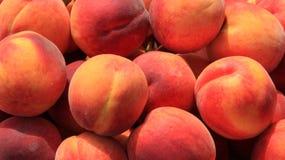 Pfirsiche 1 Lizenzfreies Stockfoto