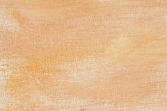 Pfirsichfarbsegeltuchbeschaffenheit Lizenzfreie Stockbilder