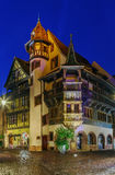 The Pfister house, Colmar, France Royalty Free Stock Images