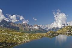 pfitscger озера joch Стоковое фото RF