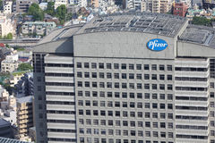 Pfizer Stock Photo