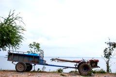 Pflüger für Wand hinten von Thailand Lizenzfreies Stockbild