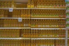 Pflanzenöl Lizenzfreie Stockbilder