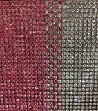 Pflastern Sie Kristalle Stockfotografie
