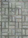 Pflasterung des Blockes Lizenzfreies Stockbild