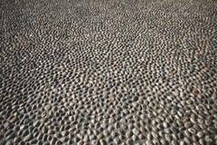 Pflasterung gemacht vom Stein Stockbilder